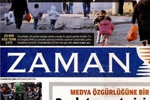 Zaman Gazetesi'nin logosu değişiyor! İşte sebebi...