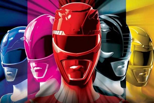 Power Rangers efsanesi geri dönüyor!
