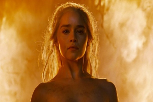 Game of Thrones'un güzel yıldızından ilginç itiraf!