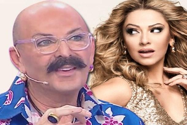 Cemil İpekçi'den Hadise'ye ağır eleştiri: Kadın mı kız mı bilmiyorum