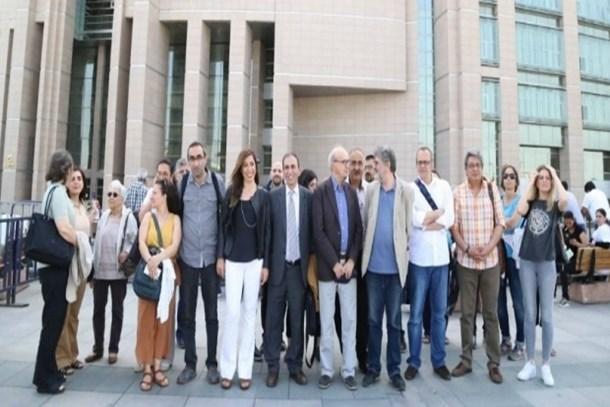 Özgür Gündem'in 5 nöbetçi eş yayın yönetmeni ifade verdi