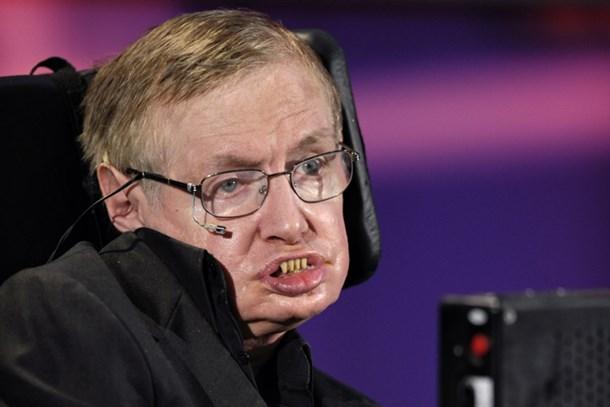 Stephen Hawking: Evreni çözdüm, Trump'ı çözemedim!