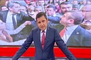 Fatih Portakal PKK marşı okuyan vekilleri eleştirdi