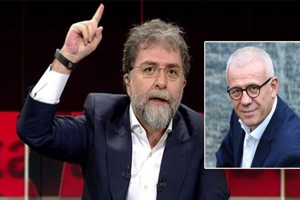 Ertuğrul Özkök'ten Ahmet Hakan'a tepki: Masum değiliz hiçbirimiz...