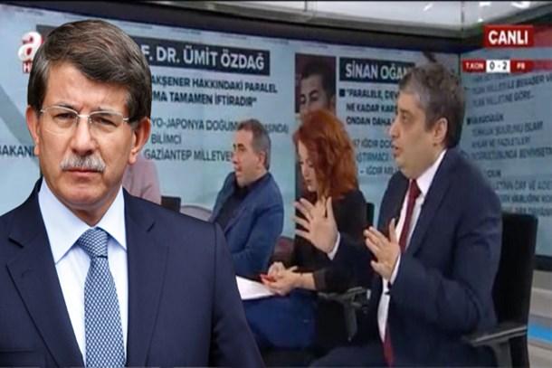 Nasuhi Güngör 14 gün önce demişti: AK Parti Davutoğlu ile yoluna devam edemez