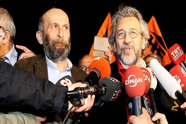 Can Dündar ve Erdem Gül'ün davasında karar duruşması bugün!