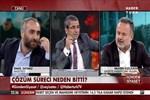 Habertürk TV ekranlarında gergin anlar! İsmail Saymaz ile Muhsin Kızılkaya fena kapıştı!
