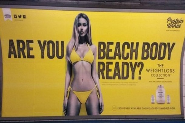 Londra'nın Müslüman başkanı bikinili reklamı kaldırttı