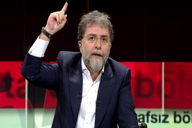 Ahmet Hakan plakçı saldırganlarına yüklendi: Ey Firuzağa çakalı! İki dakika delikanlı ol ciğerimi ye!