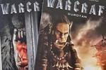 Warcraft efsanesi raflarda!