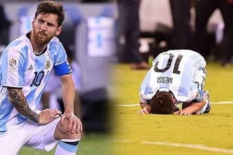 Copa America'yı Şili kazandı, Messi milli takımı bıraktı