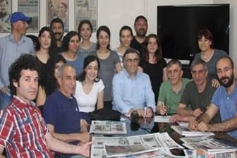 Özgür Gündem'de nöbetçi yayın yönetmenliği yapan Hasan Cemal ve 5 isme daha soruşturma!