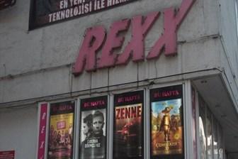 Kadıköy'ün simgelerinden Rexx sineması kapanıyor!