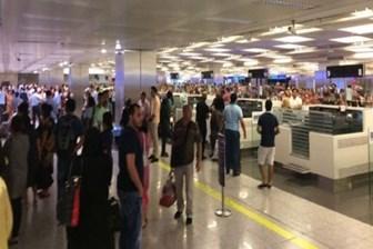 Atatürk Havalimanı'ndaki saldırıya ilişkin haberlere yayın yasağı geldi!