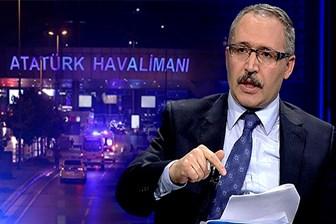 Abdulkadir Selvi'den bomba iddia: Canlı bomba öğleden önce Atatürk Havalimanı'nda keşif yapmış!