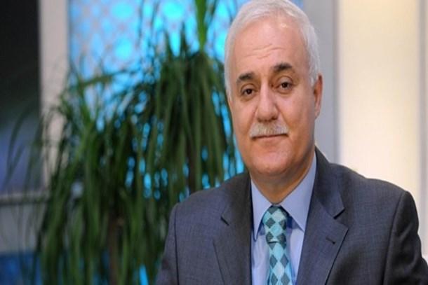 Nihat Hatipoğlu saldırıda hayatını kaybedenler için Kur'an okuttu
