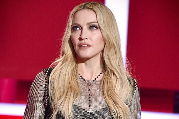 Madonna'dan İstanbul mesajı!