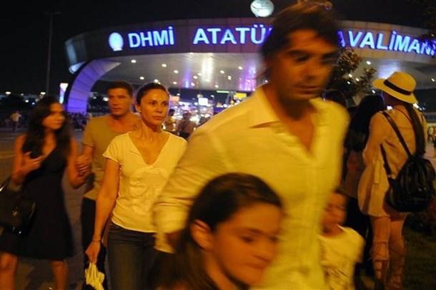 İbrahim Kutluay İstanbul'daki saldırıyı anlattı