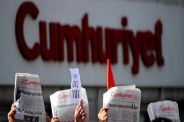Cumhuriyet Gazetesi'nden üst düzey ayrılık! Hangi ismin görevine son verildi? (Medyaradar/Özel)