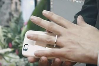 ABD'li bir adam cep telefonu ile evlendi!
