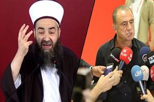 Cübbeli Ahmet Hoca'dan Fatih Terim'e tepki