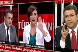 CNN Türk spikerini çıldırttılar!