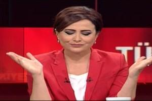 CNN Türk spikeri böyle çıldırdı