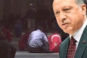 Cumhurbaşkanı Erdoğan sabah ezanı okudu