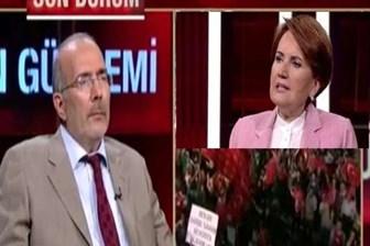 CNN Türk'teki iddialar Akşener'i çıldırttı: İspatlayamazsan şerefsizsin!