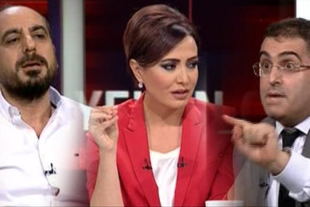 Hakan Albayrak'tan konuklarını azarlayan CNN Türk sunucusuna: Ağzına sağlık Didem kardeş!