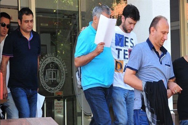 Eski ÇOMÜ Rektörü Sedat Laçiner tutuklandı!