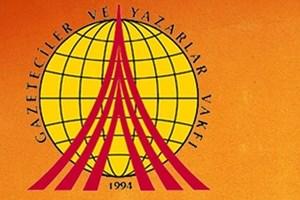Gazeteciler ve Yazarlar Vakfı kapatıldı!