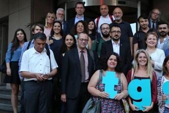 TGS'den 24 Temmuz mesajı: Özgür basın herkese lazım