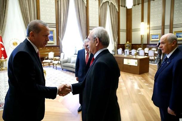 Erdoğan'dan Kılıçdaroğlu'na: Ben senin TRT'ye çıkarılmadığını bilmiyordum!