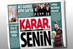 Karar Gazetesi'nden flaş iddia! Yurtta Sulh Konseyi'nde kimler vardı?