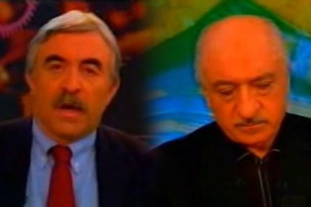 Cengiz Çandar'dan sert Fethullah Gülen tepkisi: Cehenneme kadar yolunuz var!