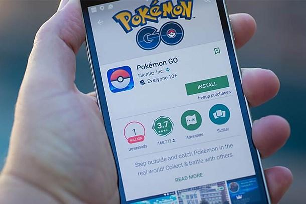 Pokemon Go'dan bir rekor daha!