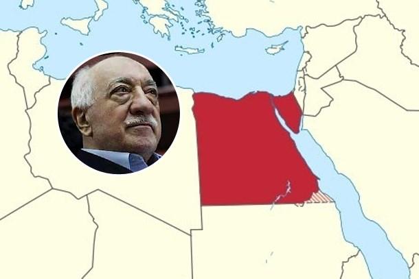 Anadolu Ajansı duyurdu: FETÖ üyeleri Mısır'da toplanıyor