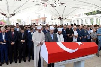 'Tarihçilerin Kutbu' Prof.Halil İnalcık son yolculuğuna uğurlandı!