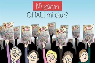 CHP'den Leman dergisine destek: Mizah'ın OHAL'i mi olur?