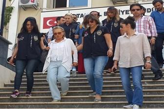 Gözaltına alınan gazeteciler adliyeye sevkedildi