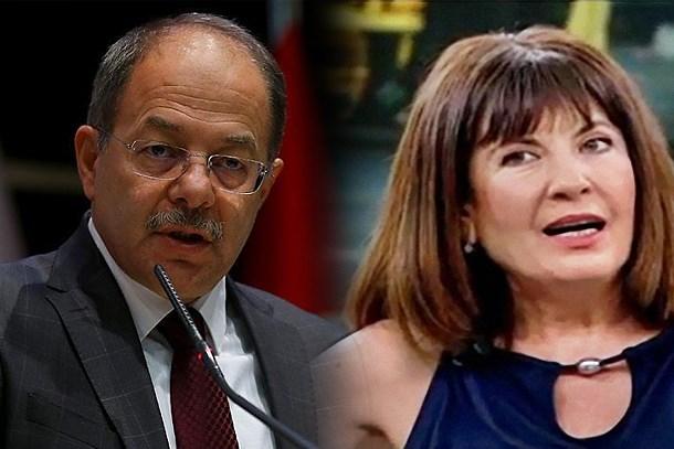 Sağlık Bakanı'ndan Prof. Nurşen Mazıcı'ya sert tepki: Sen insan da değilsin!