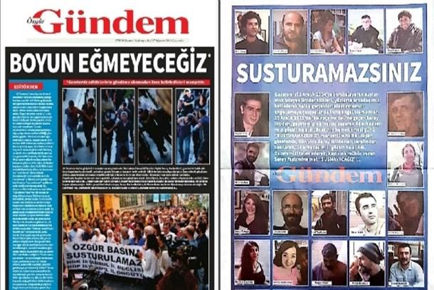 Ahmet Hakan yazdı: Yalan mı, Özgür Gündem PKK'nın yayın organı değil mi?