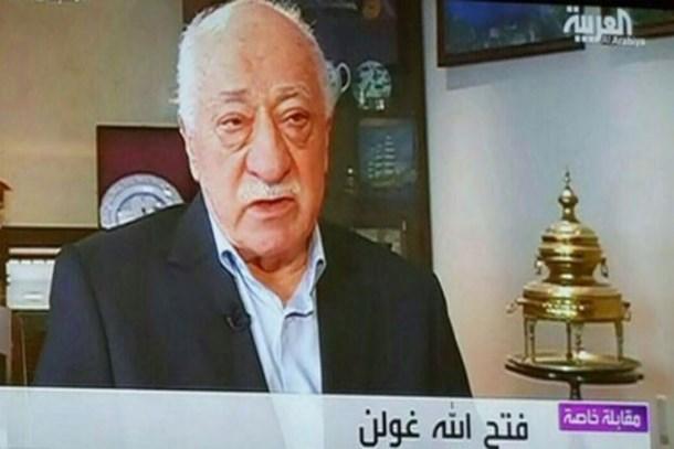 Suudi TV kanalı El Arabiya'dan flaş Gülen kararı!