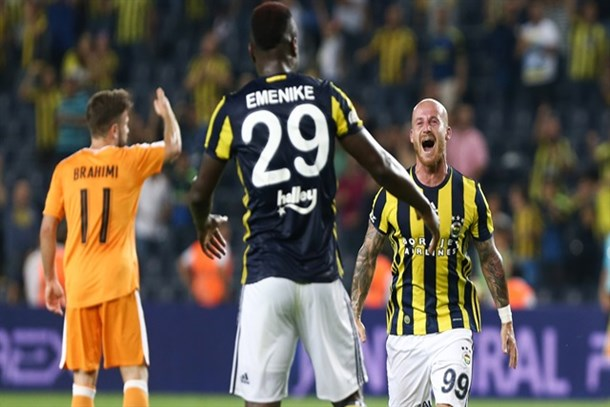 Grasshoppers - Fenerbahçe maçı hangi kanalda yayınlanacak?
