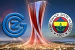 Grasshoppers - Fenerbahçe maçı hangi kanalda, saat kaçta?