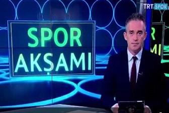 TRT Spor canlı yayınında Aziz Yıldırım'a hakaret: Allah belanı versin Aziz!
