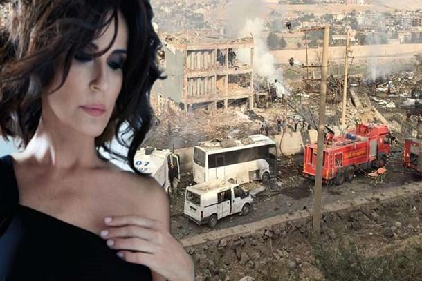 Cizre'deki hain saldırıya ünlü isimlerden tepki!