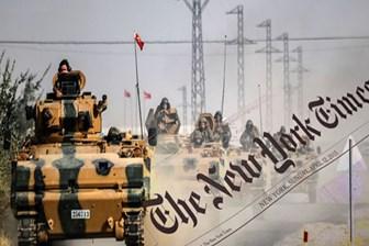 New York Times'tan 'pes' dedirten başlık: Erdoğan, Suriye istilasıyla...