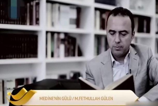 Arif Erdem Gülen'in şiiri için klip çekmiş!